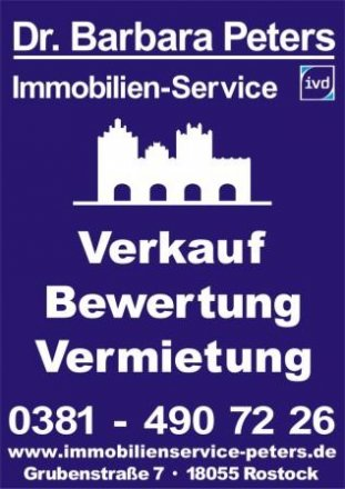 Dr. Barbara Peters Immobilien-Service