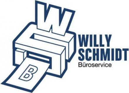 Büroservice Willy Schmidt - Technischer Kundendienst f. Kopierer, Drucker, Scanner + Faxgeräte