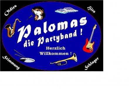 P a l o m a s - Live Tanzkapelle für Hochzeit, Schützenfest, tolle Stimmung auf jedem Fest