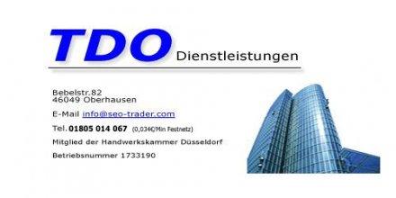 TDO Dienstleistungen