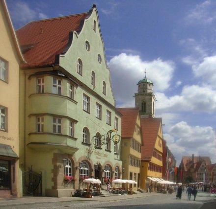 Hotel   Goldene Kanne