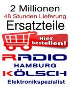 Ersatzteilcenter Hamburg Radio Kölsch