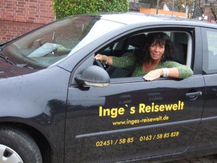 Inge `s Reisewelt