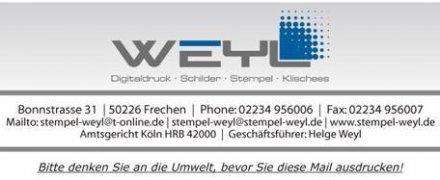 Stempel Weyl GmbH