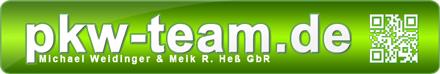 pkw-team.de | Michael Weidinger & Meik R. HeÃ? GbR