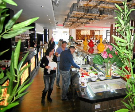 Asiatisches Restaurant Ginza