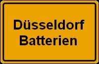 Düsseldorf-Batterien