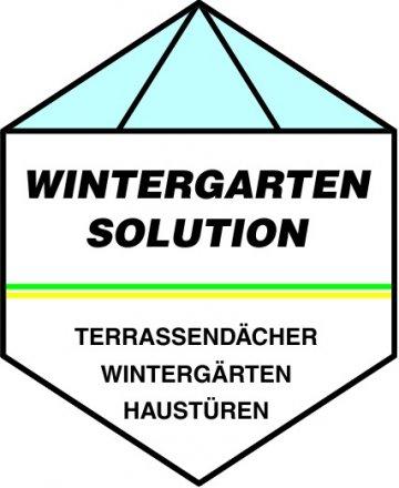 Wintergarten-Solution Terrassenüberdachungen