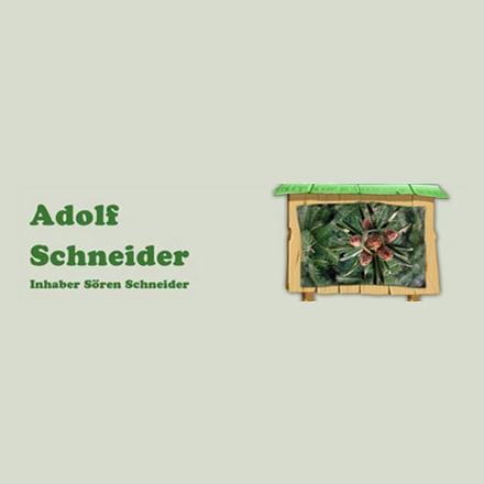 Adolf Schneider Gartengestaltung u. Baumschule
