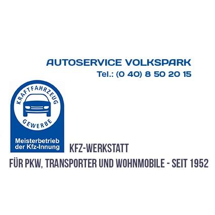 Autoservice Volkspark - Inh. Thorsten Bredenow
